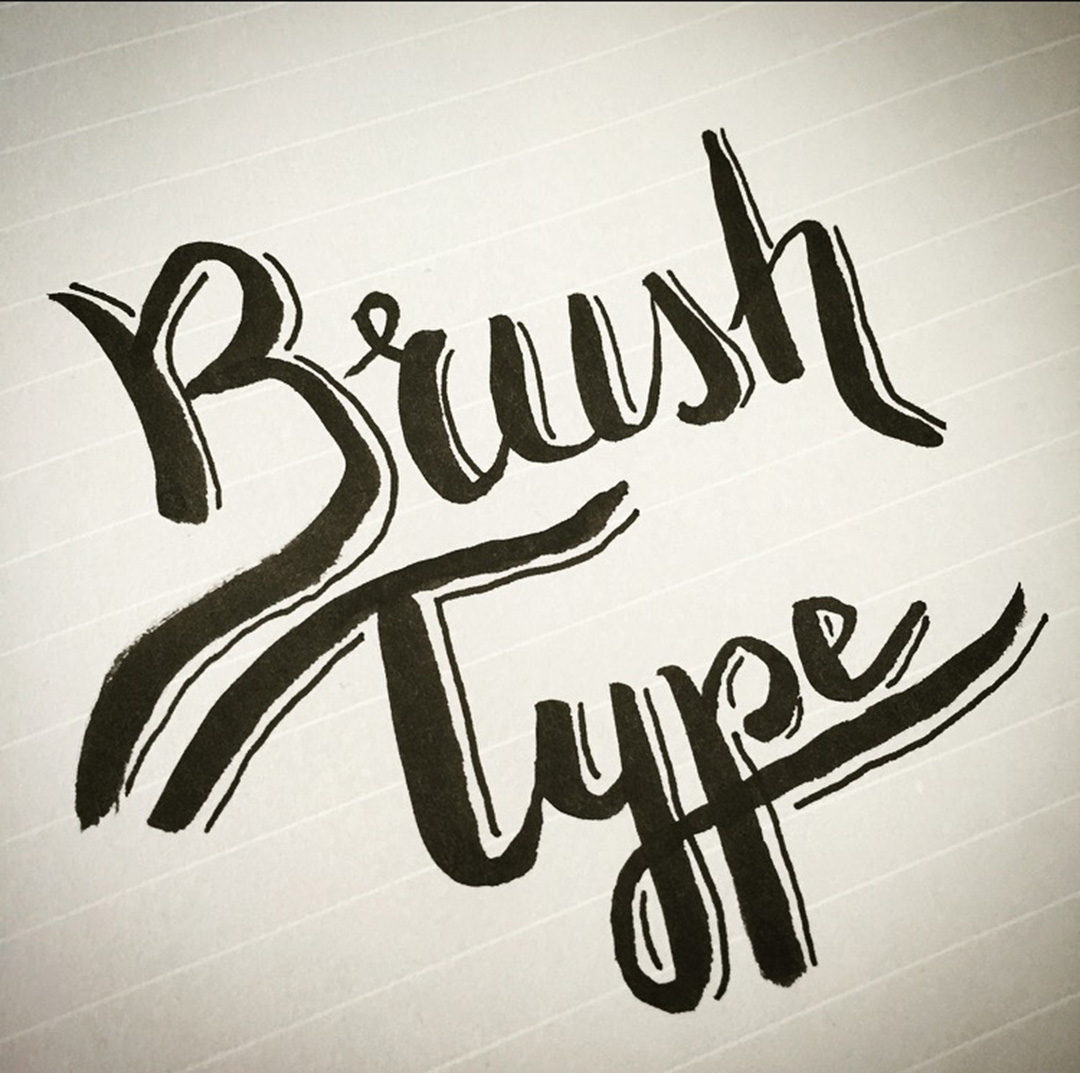 Brush type