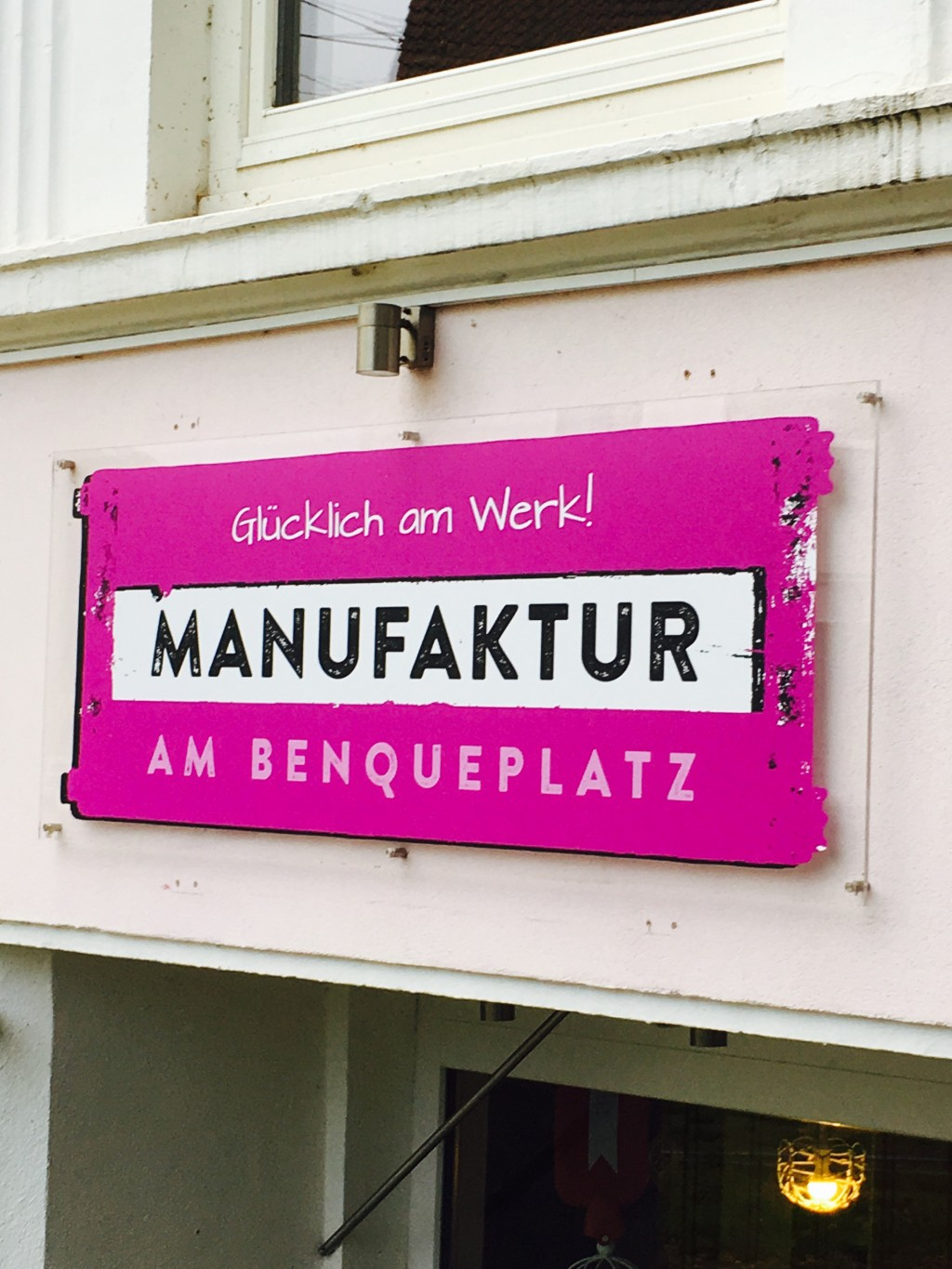 Manufaktur am Benqueplatz