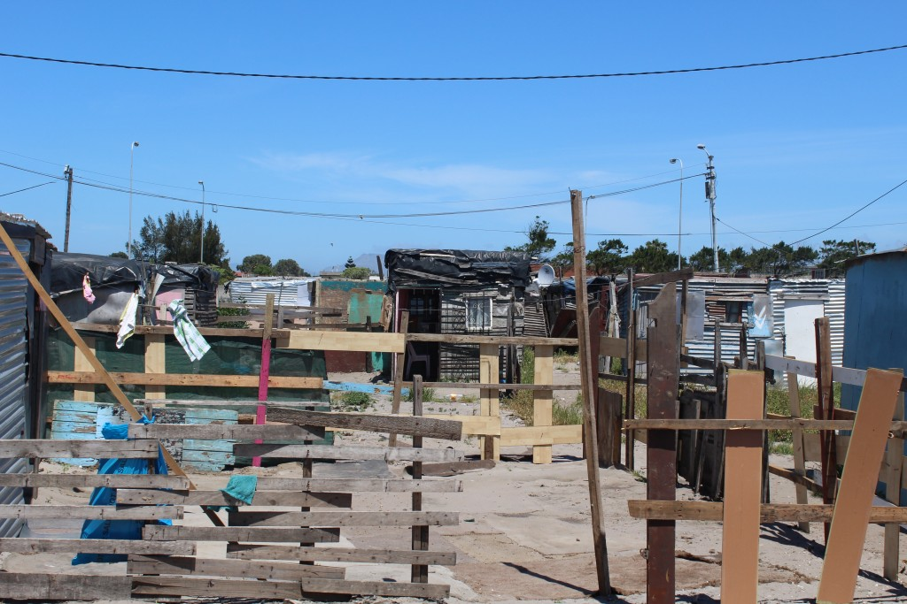 Langa Township Südafrika