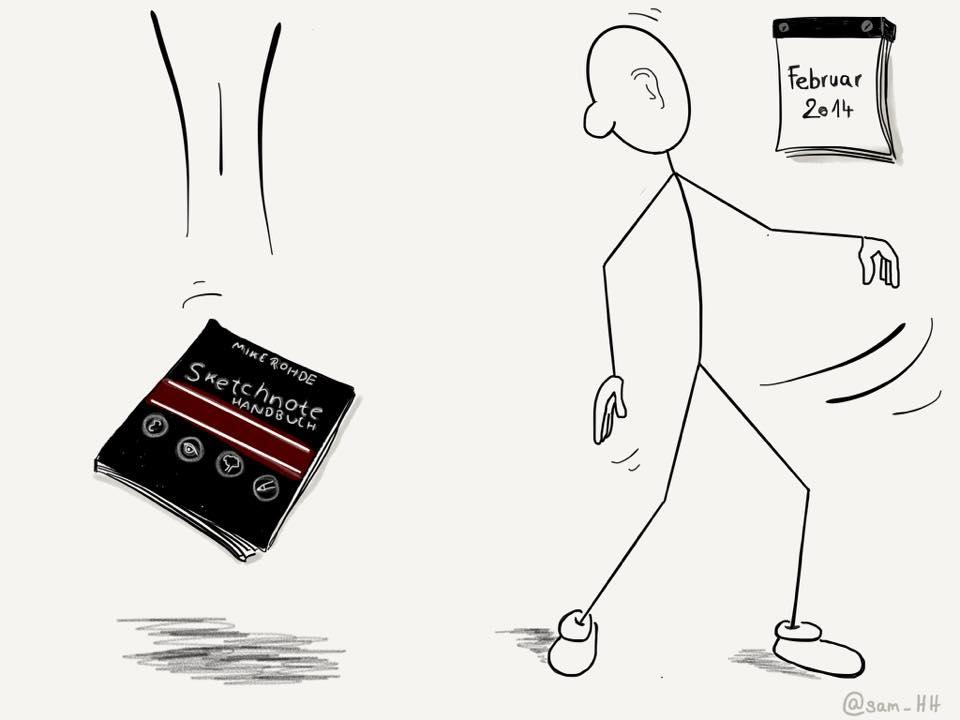 Doodle Junkie Sketchnote Story