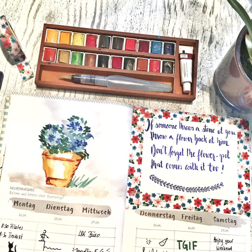 Kreativkalender Farbcafe