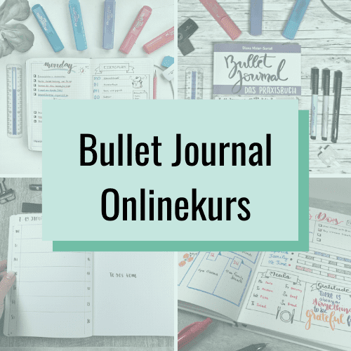 Bullet Journal Online Kurs
